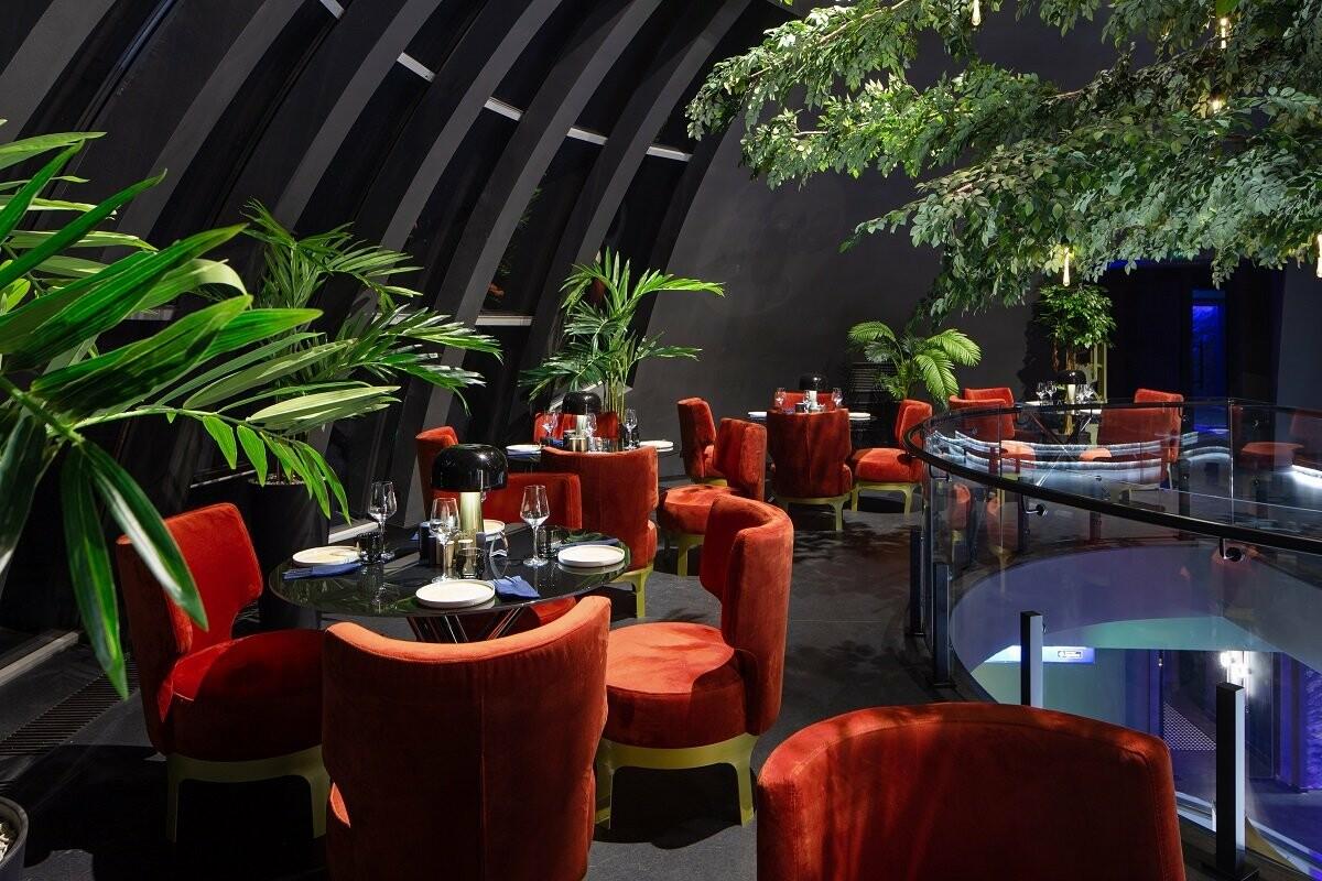 5 ексклюзивних залів CLOUD no.7 Panorama, фото-7