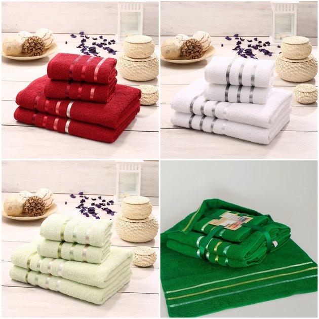 Махрові рушники та набори - Магазин домашнього текстилю