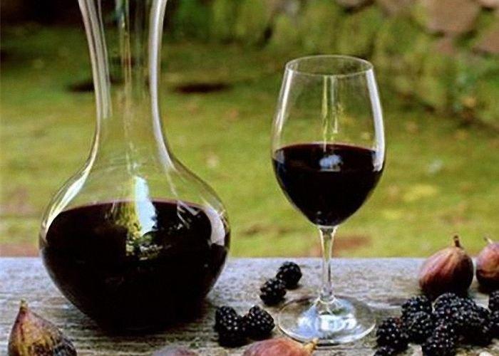 Рецепты вино из ежевики в домашних условиях 20