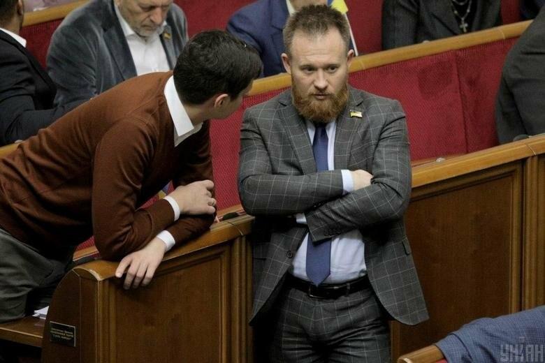Львівський депутат Верховної Ради від