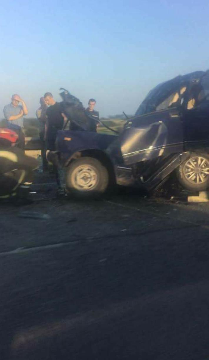 З'явилися фото з місця жахливої ДТП на Львівщині, внаслідок якої загинуло троє людей , фото-2