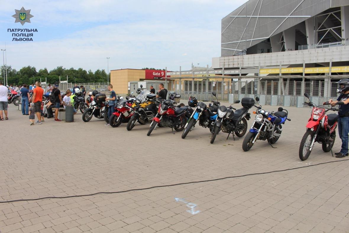 Вперше на Західній Україні відбулась акція, присвячена безпеці на дорогах, фото-6