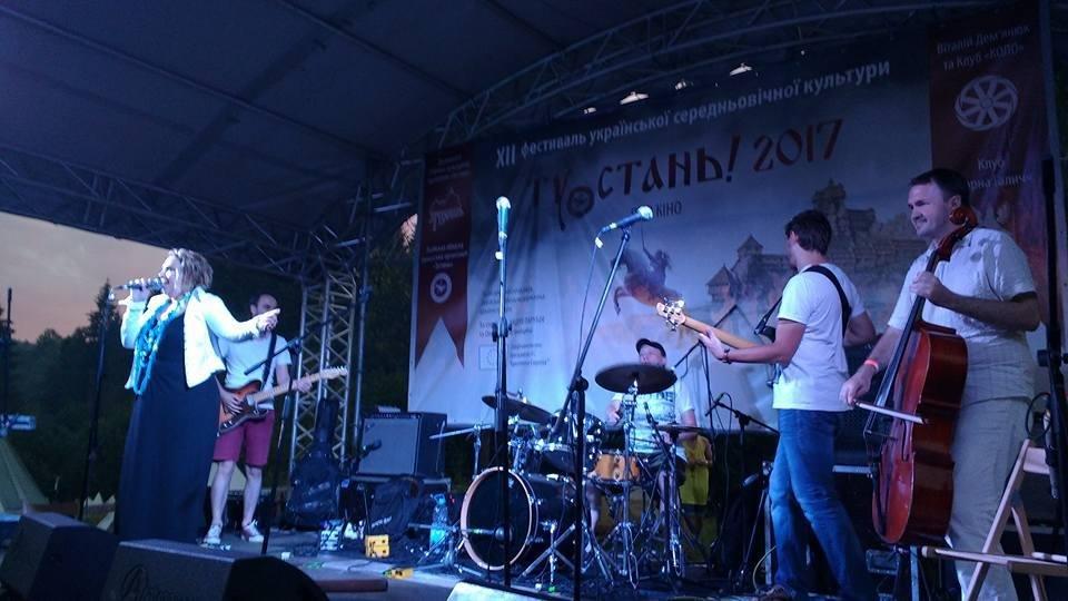 Як на Львівщині вдванадцяте відбувся фестиваль у стилі Середньовіччя. Фото, фото-1