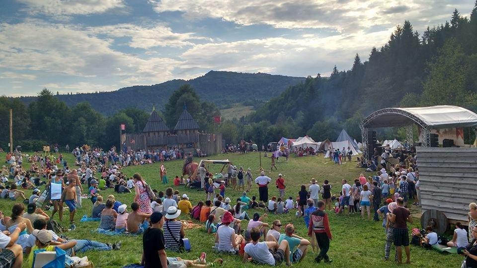 Як на Львівщині вдванадцяте відбувся фестиваль у стилі Середньовіччя. Фото, фото-3