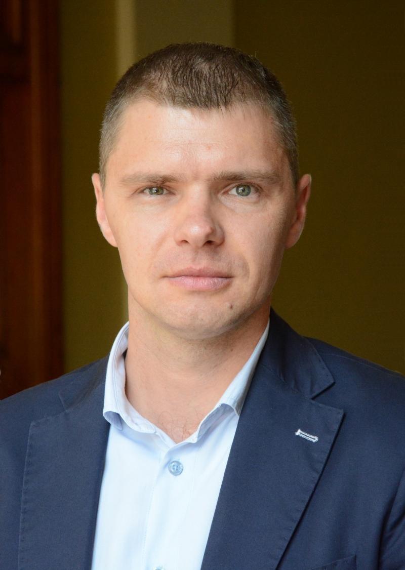 На фото: Роман Панасюк