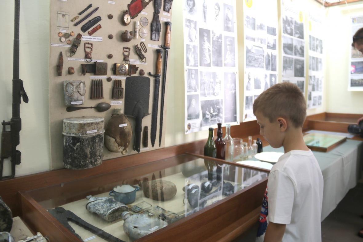 Ніж, бінокль та люлька: у Львові вперше експонують особисті речі сина Івана Франка, фото-5