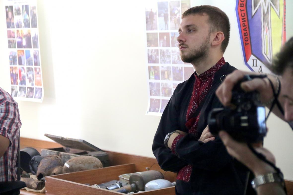 Ніж, бінокль та люлька: у Львові вперше експонують особисті речі сина Івана Франка, фото-8