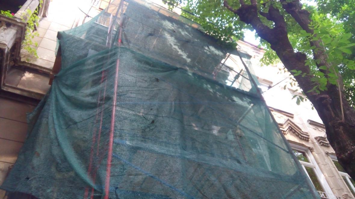 Завдяки зверненню мешканців, відреставрують кілька балконів у центрі міста, фото-4