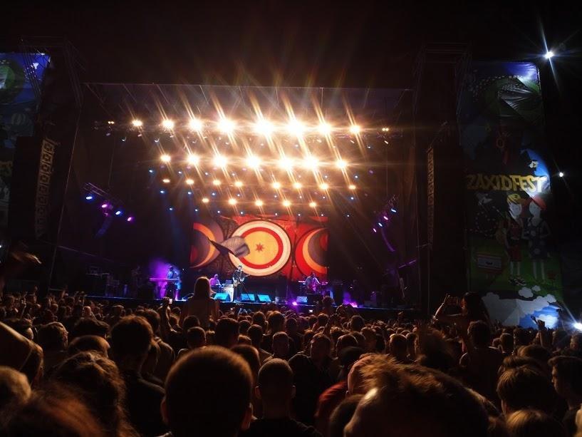 На Львівщині виступив відомий російський репер Noize MC: відео з концерту , фото-1