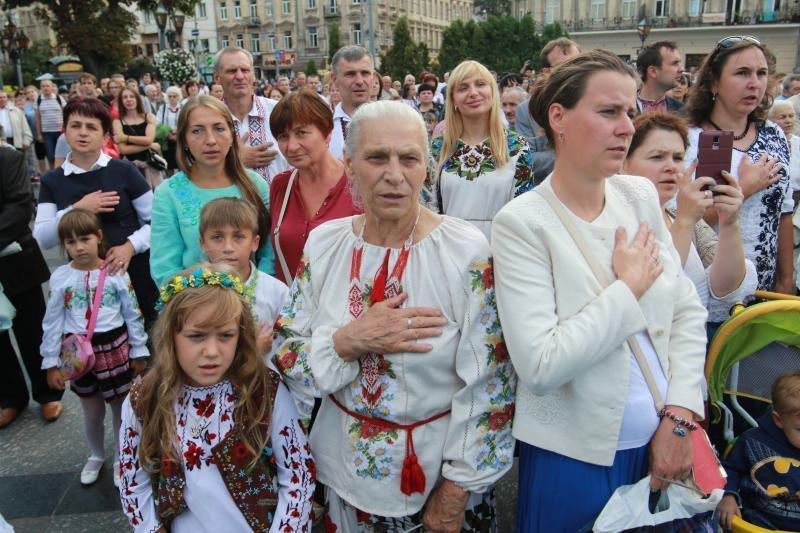 У Львові помолились за мир та ласку для України. Фоторепортаж, фото-14