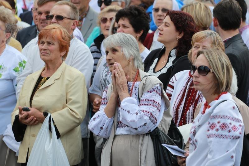 У Львові помолились за мир та ласку для України. Фоторепортаж, фото-11