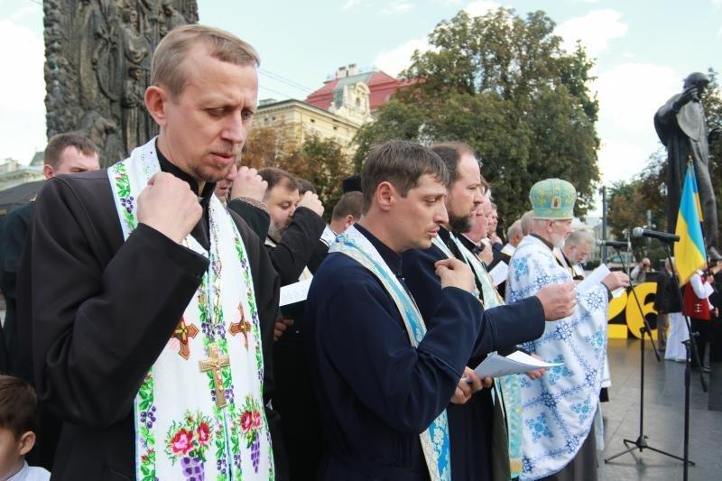 У Львові помолились за мир та ласку для України. Фоторепортаж, фото-10
