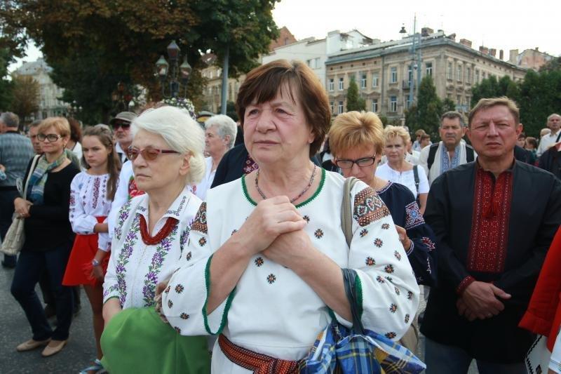 У Львові помолились за мир та ласку для України. Фоторепортаж, фото-7