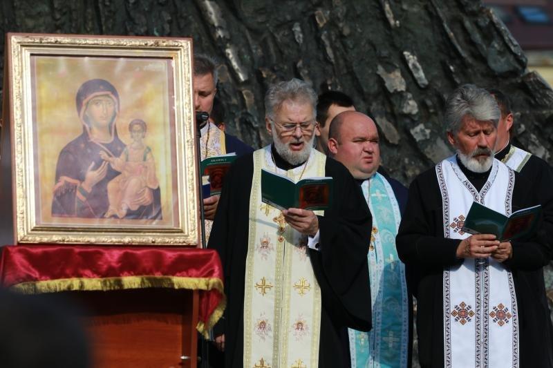 У Львові помолились за мир та ласку для України. Фоторепортаж, фото-6