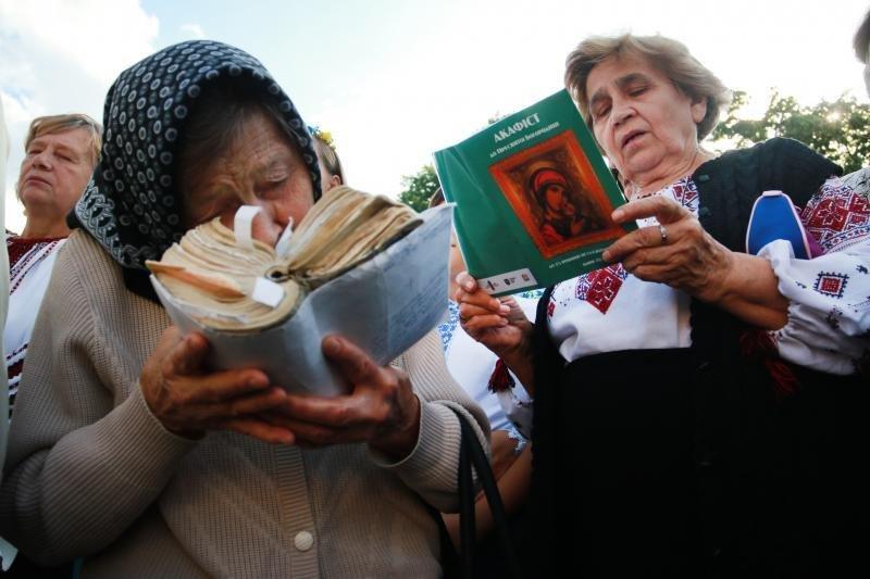 У Львові помолились за мир та ласку для України. Фоторепортаж, фото-2