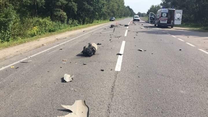 Стали відомі деталі ДТП на автодорозі Львів — Краківець, фото-4