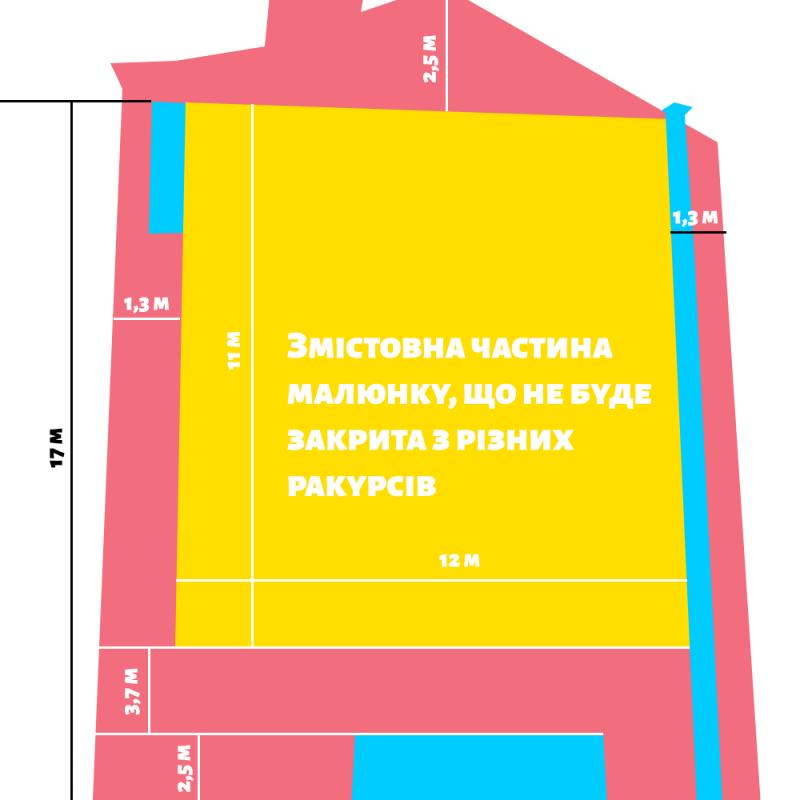У Львові вирішать на конкурсі, яким має бути мурал на Дорошенка, фото-1