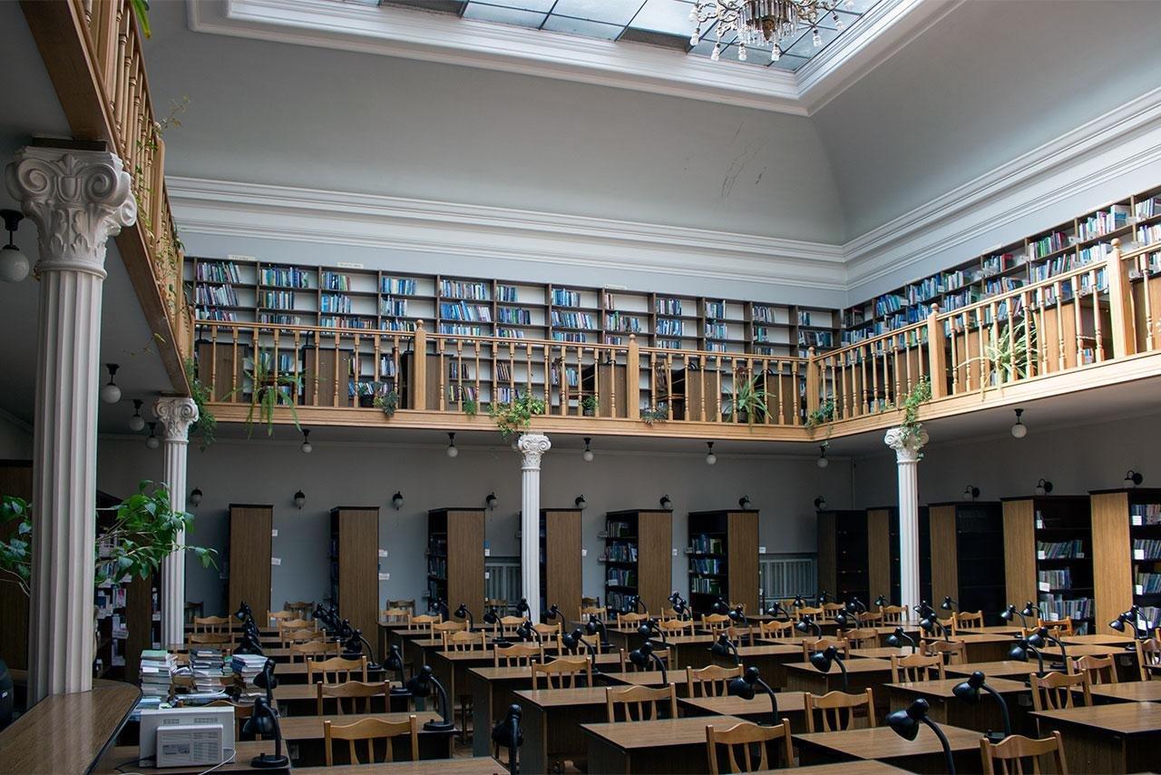 Найкрутіші бібліотеки Львова, у які хочеться приходити знову і знову, - ФОТО, фото-1