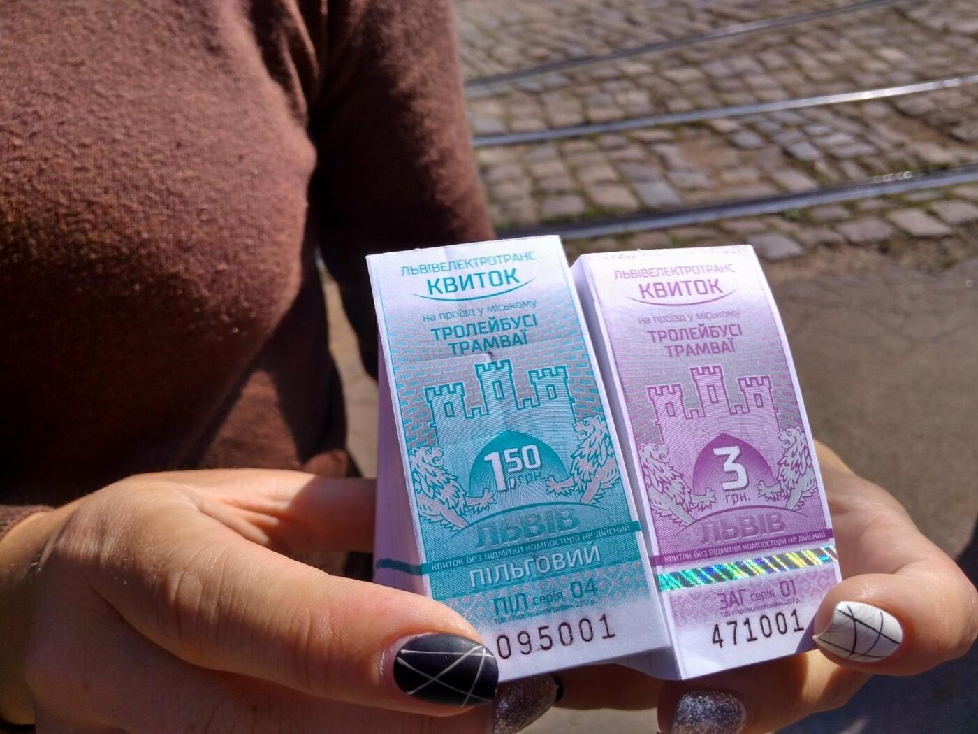 Як змінився вигляд проїзних квитків в електротранспорті Львова за останні 20 років. Фото, фото-16