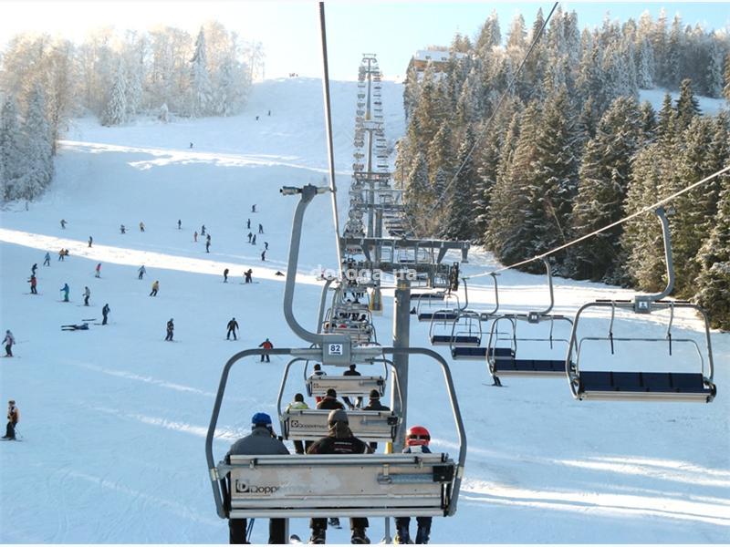 Куди поїхати на лижі: огляд місць в радіусі до 135 км від Львова , фото-1
