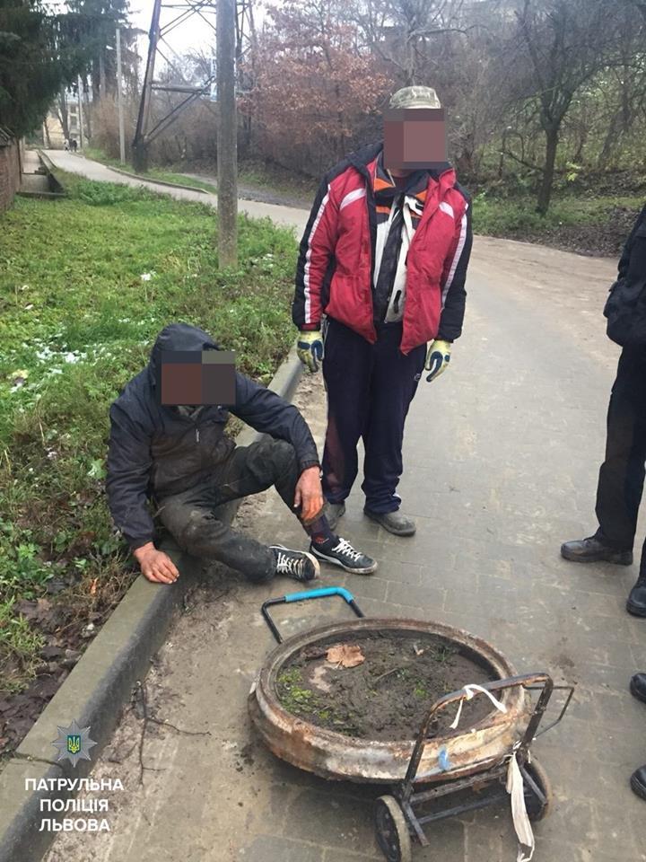 Фото: Патрульна поліція Львова