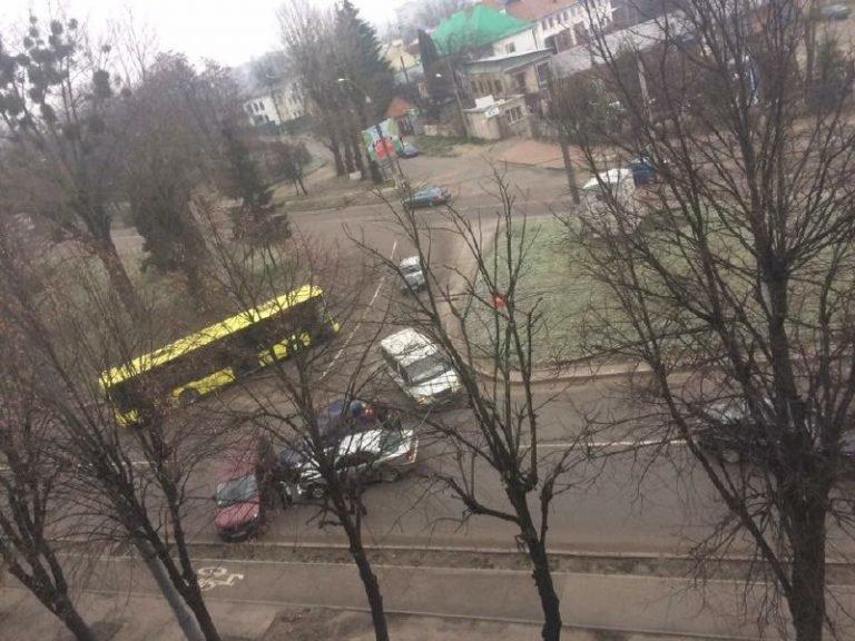 Фото: Патрульна поліція Львова, Ігор Зінкевич