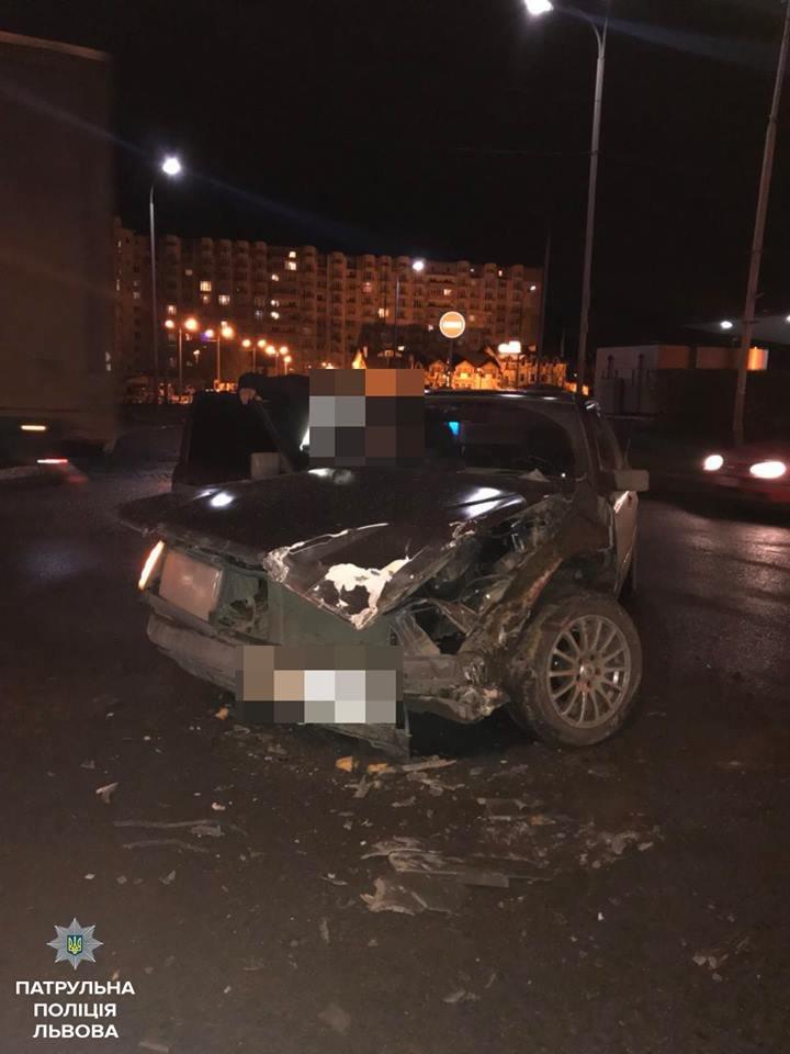 .Фото: патрульна поліція Львова