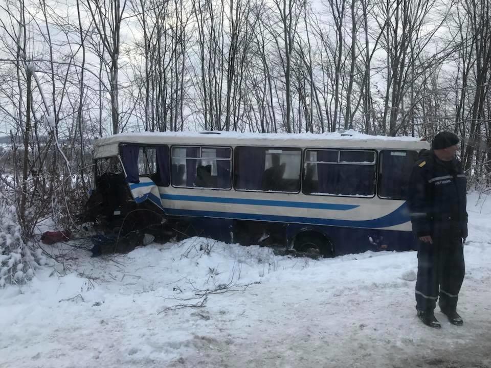 На трасі Львів - Східниця автобус зіткнувся з вантажівкою: є постраждалі (ФОТО), фото-2, Фото: Варта-1/Facebook