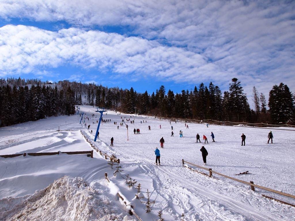 Куди поїхати на лижі: огляд місць в радіусі до 135 км від Львова , фото-5