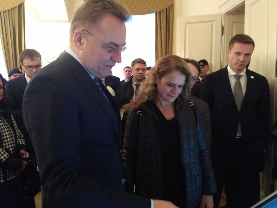 Фото: https://www.facebook.com/hrystyna.protsak