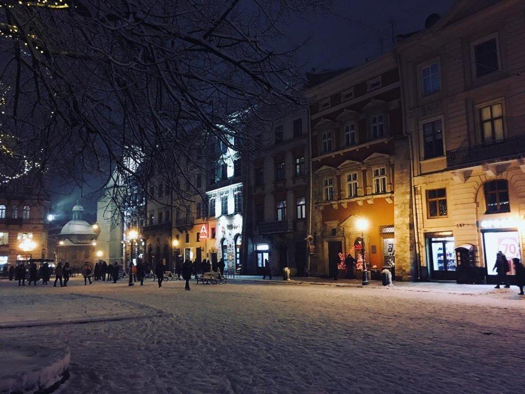 15 фото, які доводять, що зимовий Львів прекрасний, фото-3