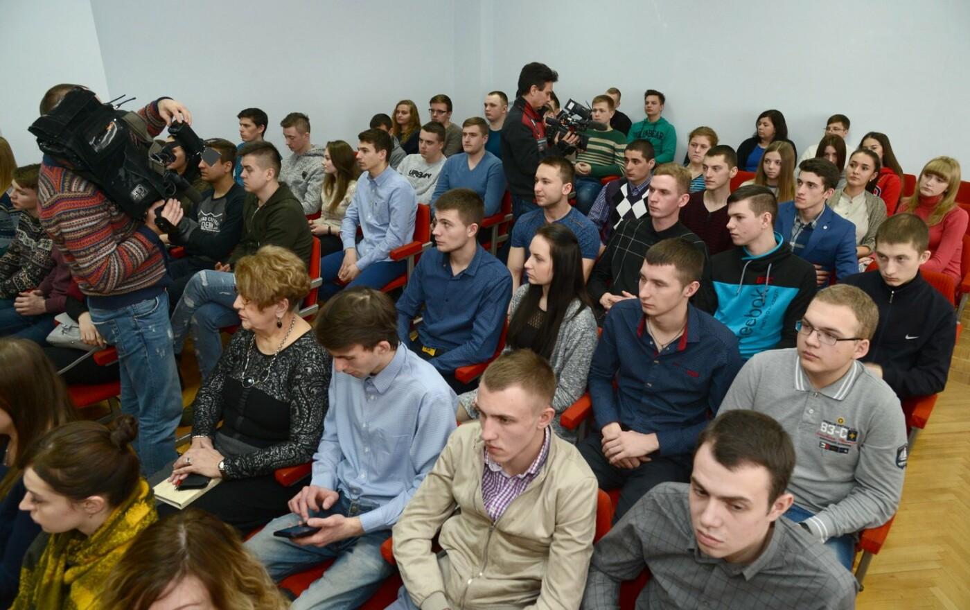 Всеукраїнський студентський конкурс «Залізничник 2018» шукає таланти, фото-2
