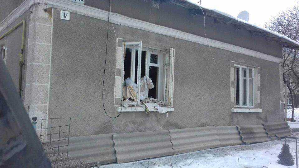 У Золочеві у приватному будинку стався вибух газу: є потерпілі. Фото, фото-1, Фото: ГУ Нацполіції Львівщини