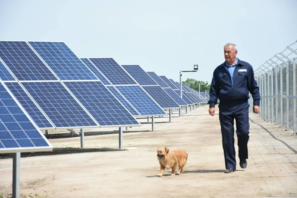 На Львівщині запрацювала нова потужна сонячна електростанція. ФОТО, фото-1, Фото: прес-служба ЛОДА