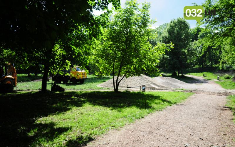 Як виглядає Замарстинівський парк у Львові: очікування - реальність, - ФОТО, фото-10