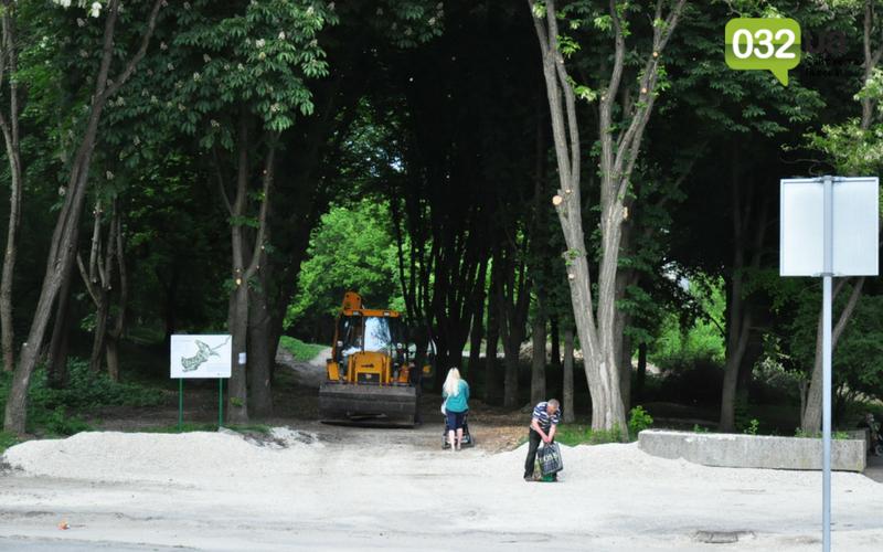 Як виглядає Замарстинівський парк у Львові: очікування - реальність, - ФОТО, фото-39