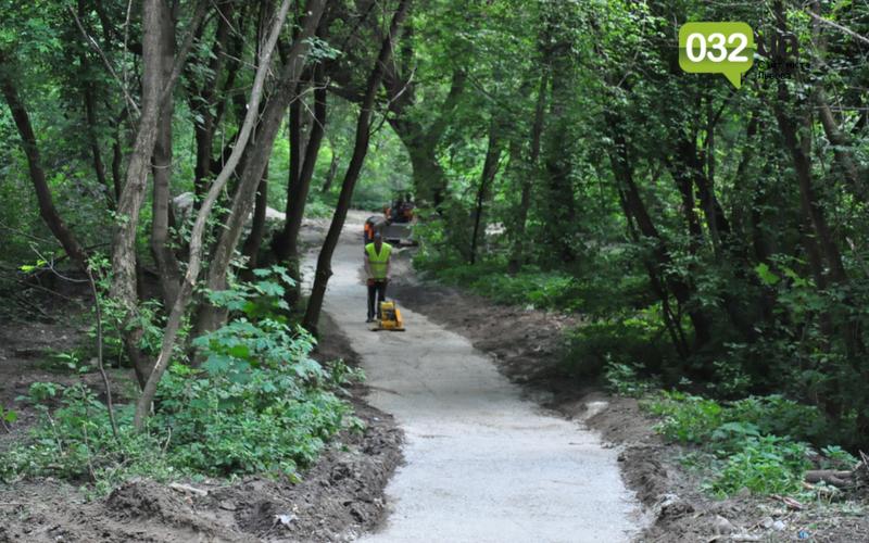 Як виглядає Замарстинівський парк у Львові: очікування - реальність, - ФОТО, фото-11