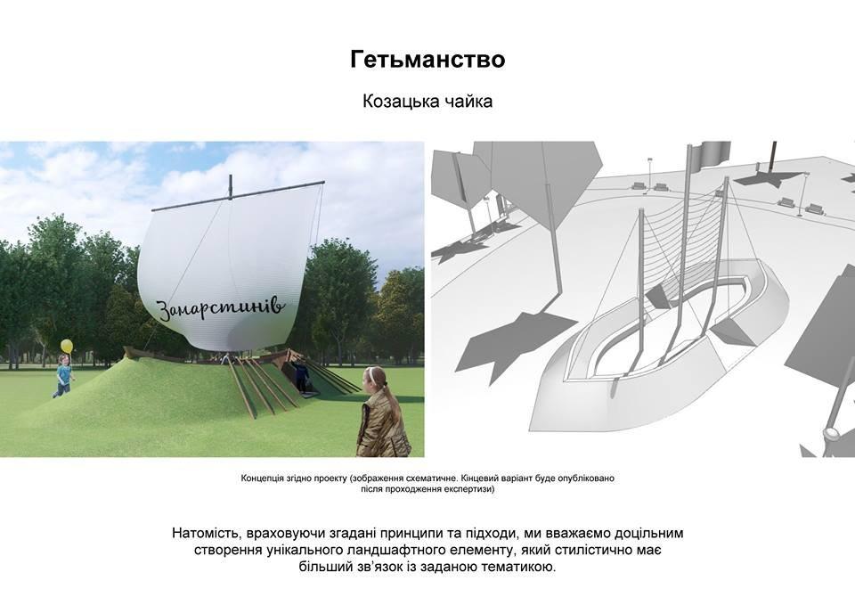 Як виглядає Замарстинівський парк у Львові: очікування - реальність, - ФОТО, фото-24
