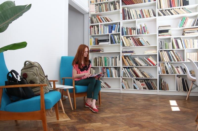 Фото дня: у Львові відкрили URBAN бібліотеку, фото-1, Фото: ЛМР
