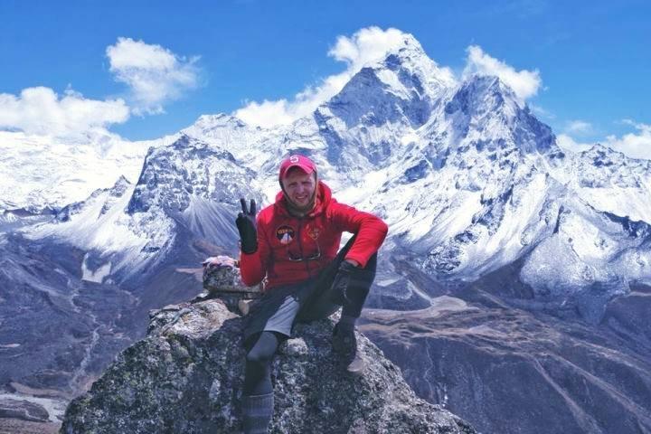 Львів'янин підкорив Еверест, фото-1
