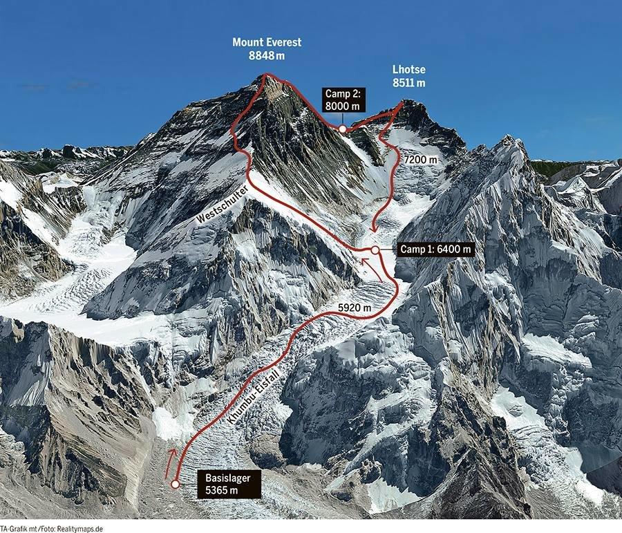Здоров'я львів'янина, який підкорив Еверест, опинилося під загрозою, фото-1