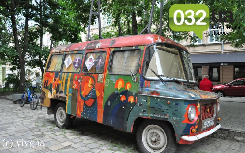 10 нестандартних місць у Львові, де можна зробити селфі, фото-11