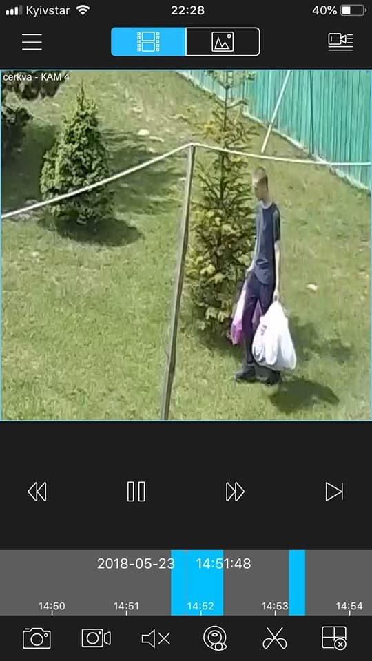 У Львові розшукують зловмисника, який обікрав храм, фото-2