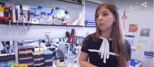 Львів'янка, яка склала три тести 3НО на 200 балів, у Кембриджі готує прорив у світовій науці, фото-1