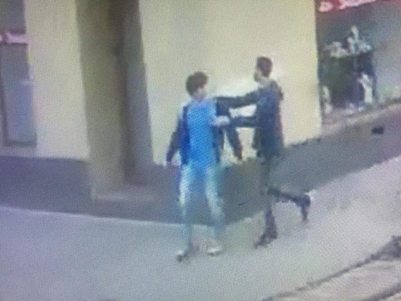 Двоє іноземців у Львові понищили клумби біля Катедри, - ВІДЕО, фото-2, Фото: ЛМР