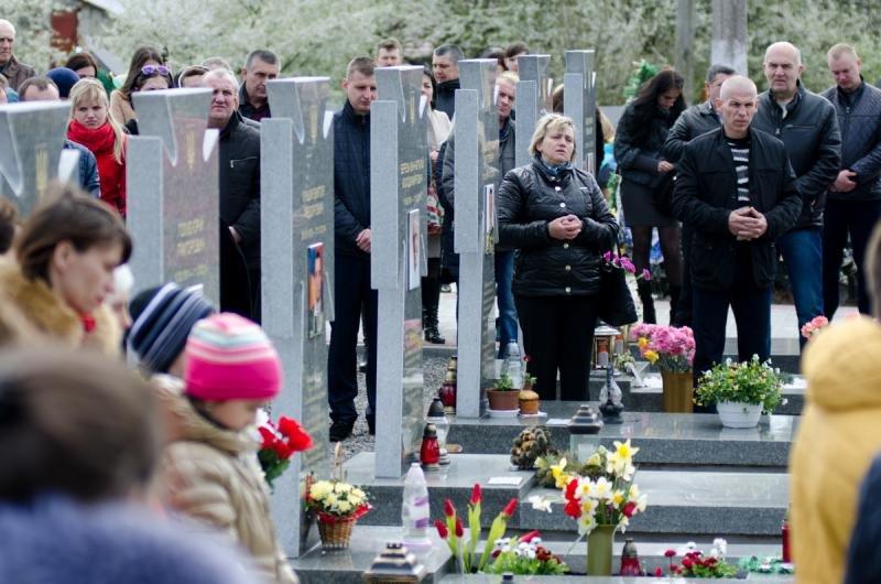 У Львові відбудеться поминальна молитва за загиблими воїнами, фото-1