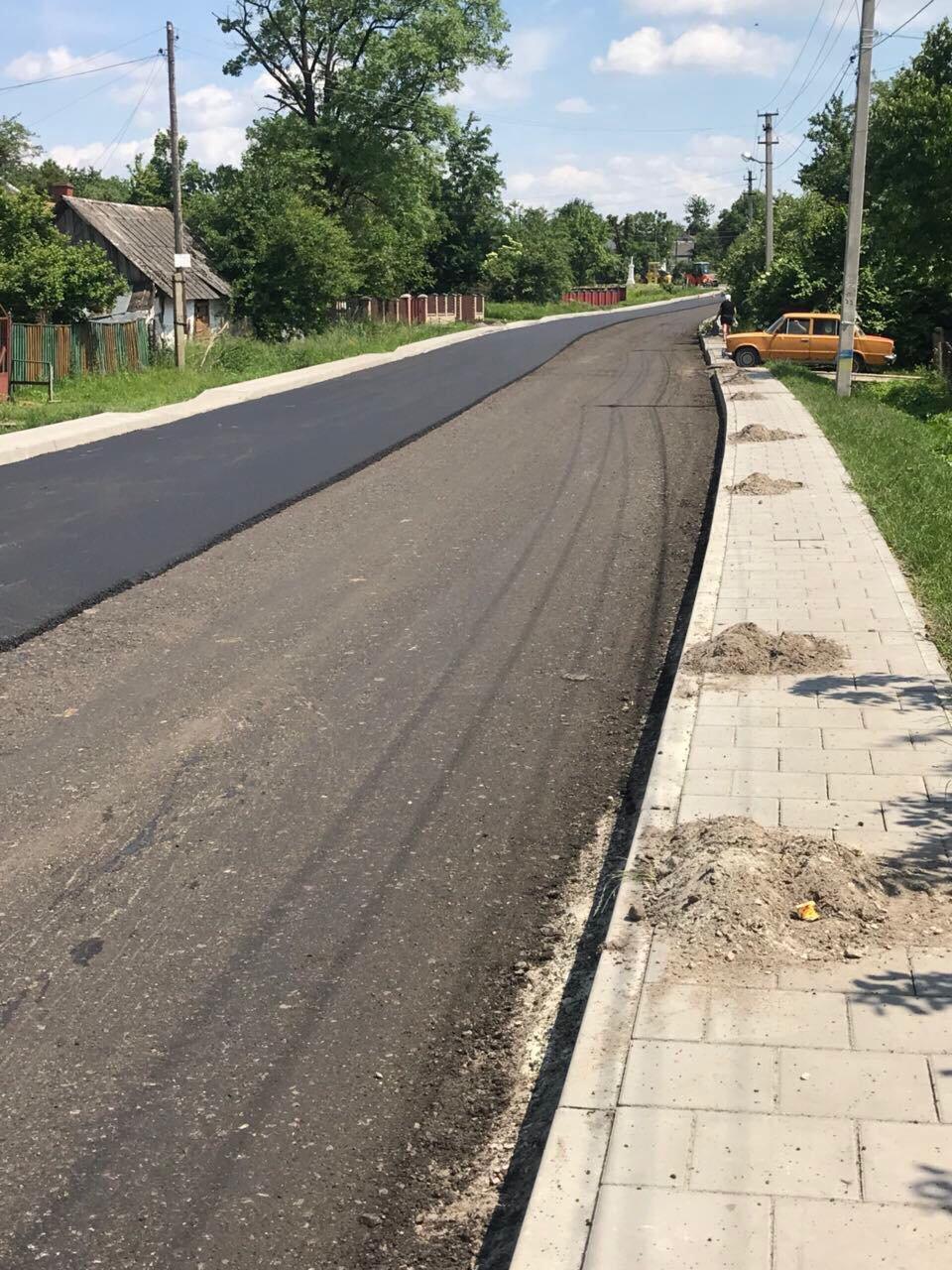На Львівщині ремонтують дорогу Стрілки-Ушковичі, - ФОТО, фото-2