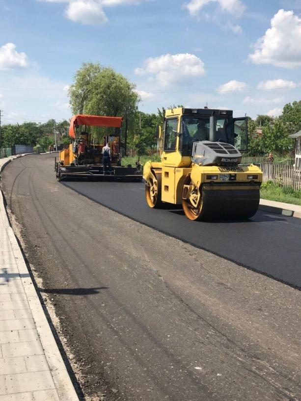 На Львівщині ремонтують дорогу Стрілки-Ушковичі, - ФОТО, фото-1