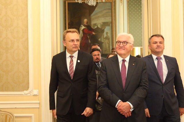 Президент Німеччини прибув до Львова, - ФОТО, фото-3, Фото: ЛМР