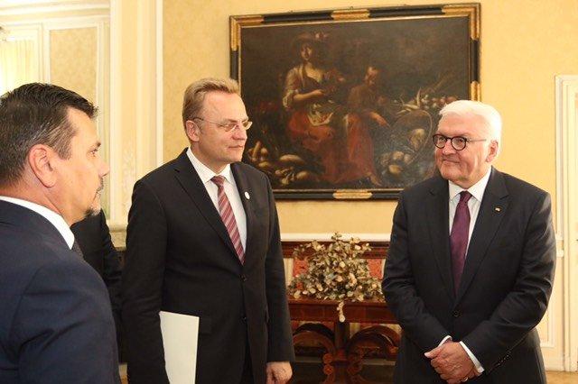 Президент Німеччини прибув до Львова, - ФОТО, фото-5, Фото: ЛМР